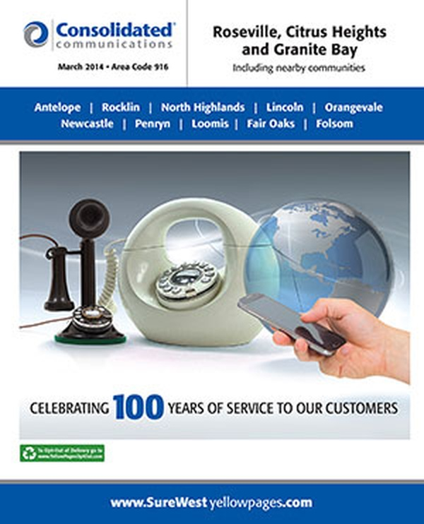 2014 Roseville, Citrus Heights, Granite Bay Directory